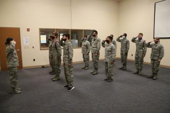 DCHS Provides New Immersive Junior Military Program