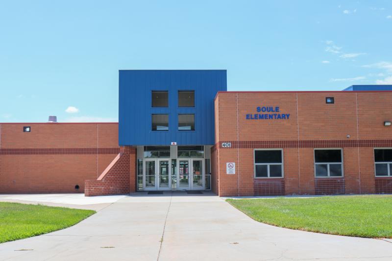 Landscape View facing Soule Elementary