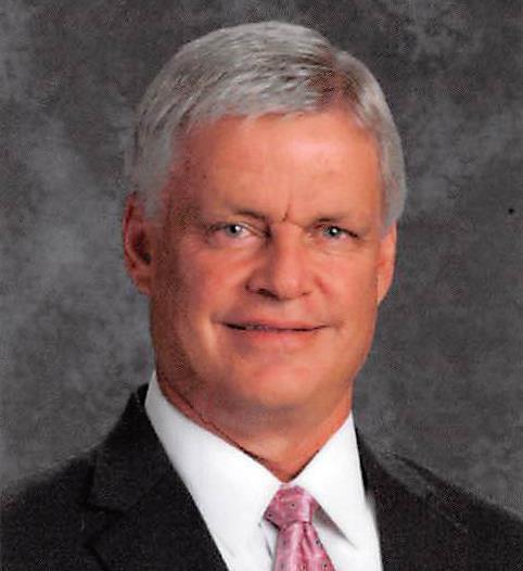 Superintendent Dr. Fred Dierksen