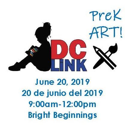 PreK Art Bright Beginnings