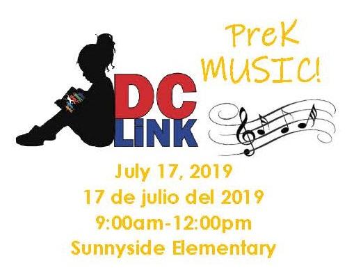 PreK Music Sunnyside