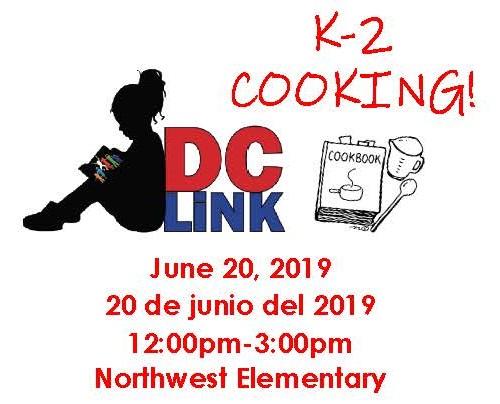 K-2 Cooking Northwest