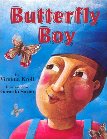Butterfly Boy read by Dr. Fred Dierksen, USD 443 Superintendent of Schools.