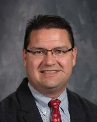 Patrick Crowdis Assistant Principal