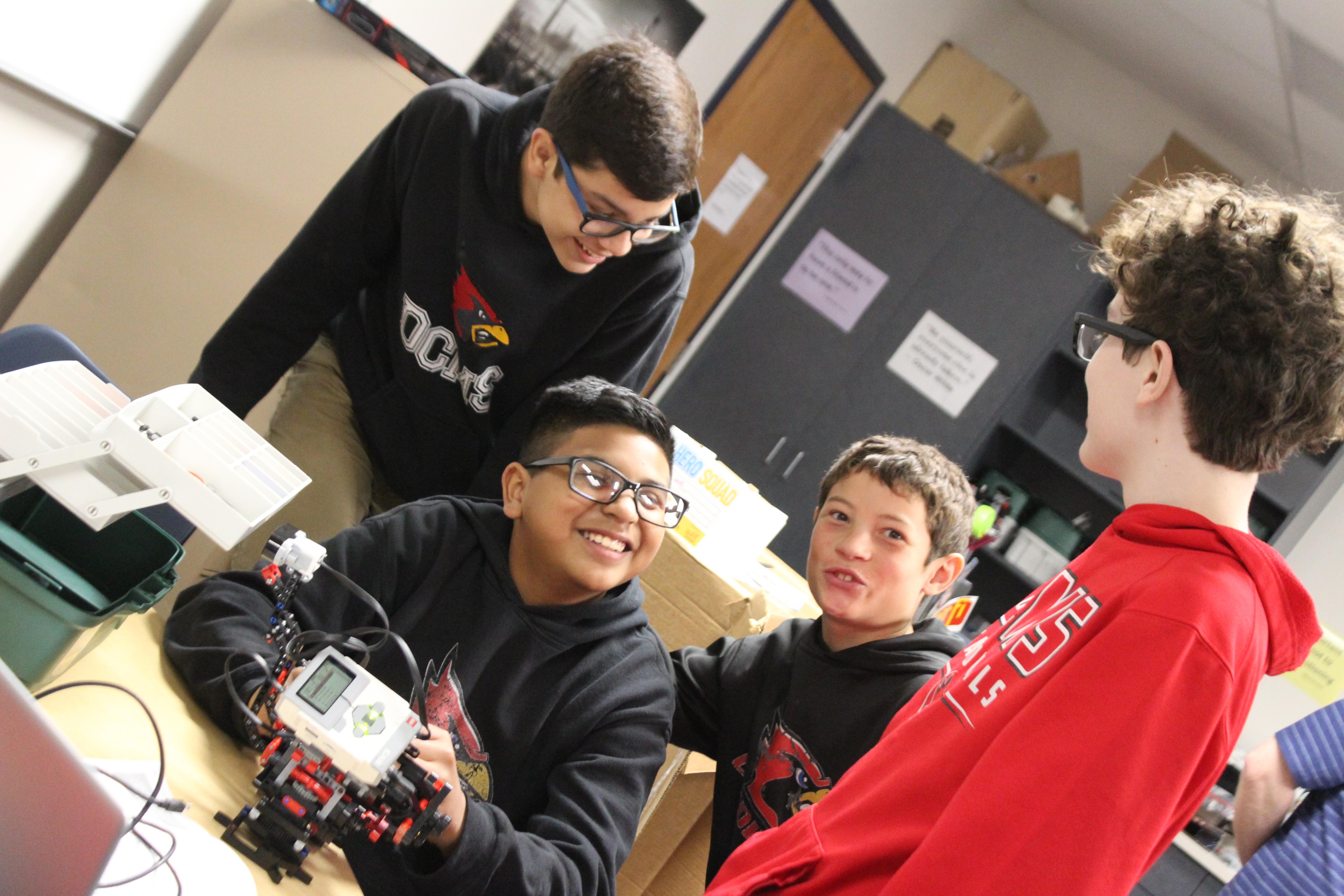 DCMS Robotics