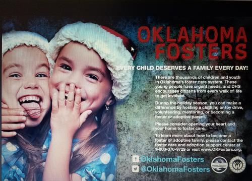 Oklahoma Foster Care