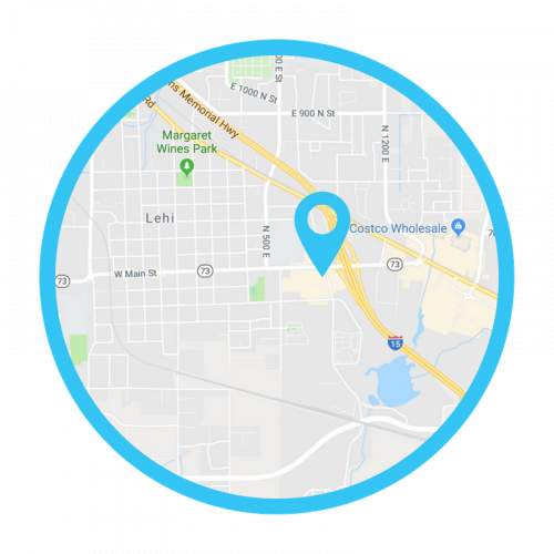 UAPCS Map
