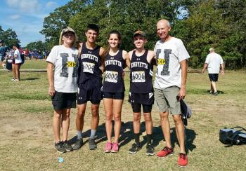 Cross Country Qualifiers