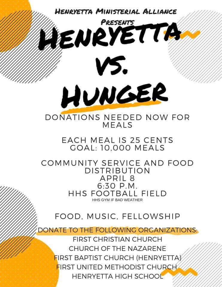 Henryetta vs. Hunger