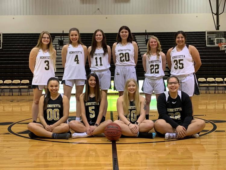 2019 HHS Girls Basketball