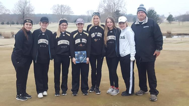 HHS Girls Golf