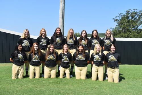 2019-2020 Lady Knights Softball