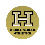 MS Athletics Button