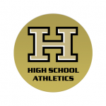 HS Athletics Button