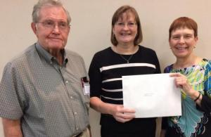Mrs. Henderson receives $2,000 Excel Energy STEM grant and matching funds from SEF