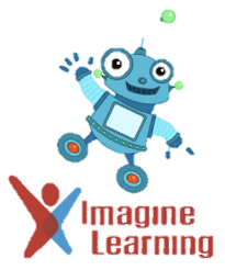 Imagin Learning Robot Logo