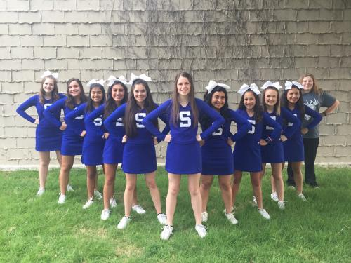 SHS Varsity Cheer Squad