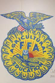 FFA Chili Supper is December 13, 2018 at 5:30pm-6:30pm
