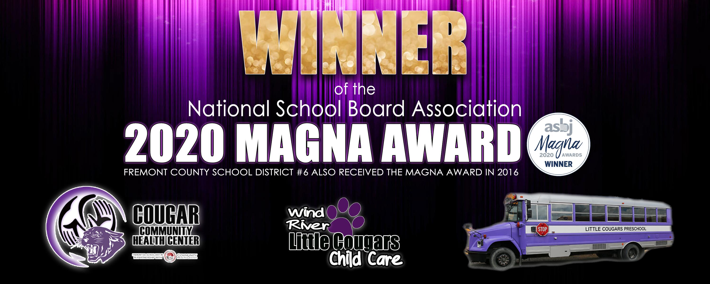 FCSD6 named Magna Award Grand Prize Winner