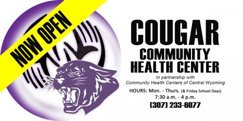 Cougar Community Health Center Now Open