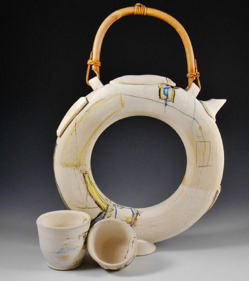 Pottery by Aubrey Ducharme-Brown