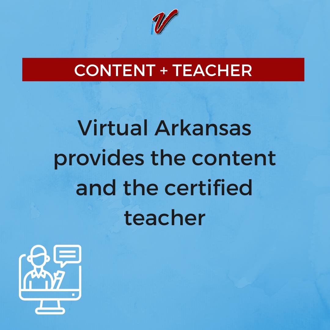 Content + Teacher