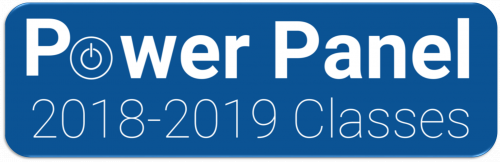 Power Panel 2018-2019 Classes