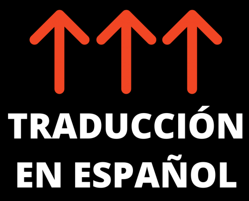 traduccion en espanol