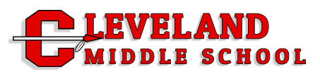 Cleveland Middle School Logo