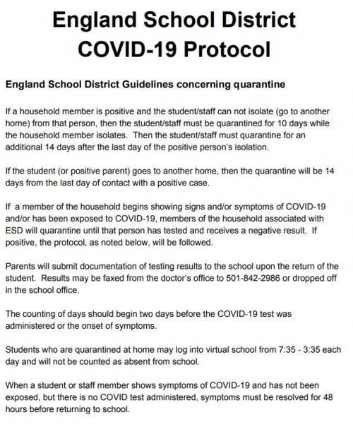 ESD COVID Procotol
