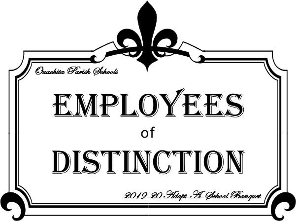 District Recognizes Employees of Distinction