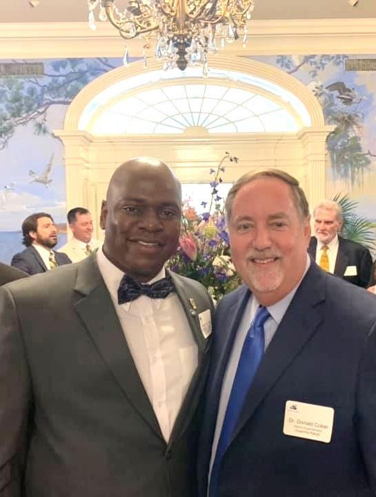 Charles Wright named Louisiana Principal of the Year Finalist