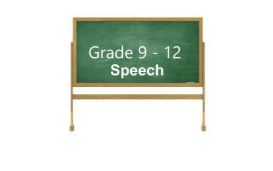 9-12 speech