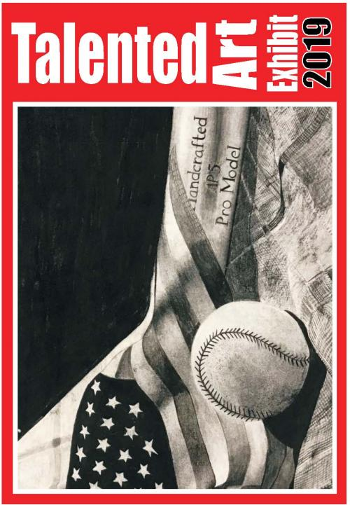 Cover art by Liliana Bravo Teja, 10th Grade, West Monroe High