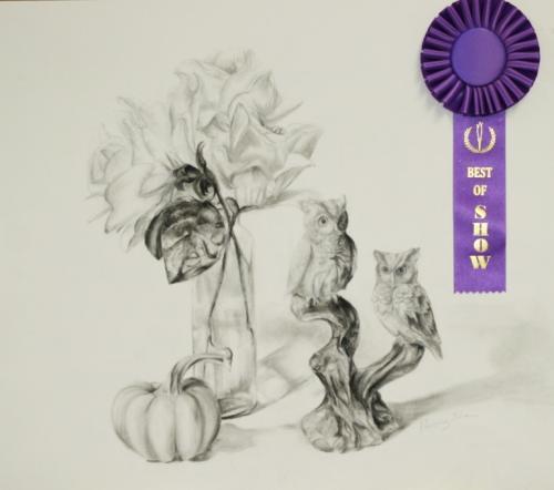 Middle School Best of Show Artwork