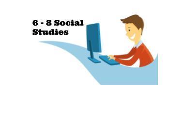 6-8 Social STudies