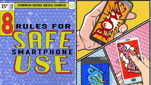 8 Rules for Safe Internet Use