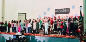 Boley's Christmas Program