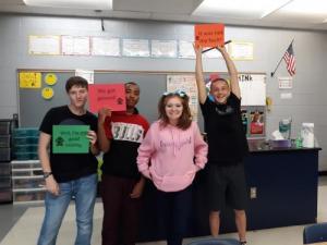 Escape Classroom fail!