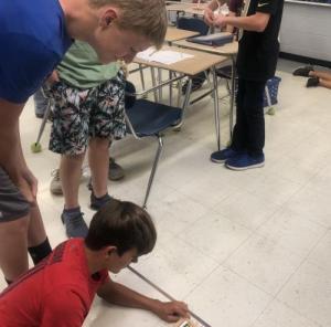 8th Grade Catapult Challenge