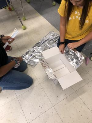 Building Solar Cookers