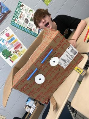Building Solar Ovens