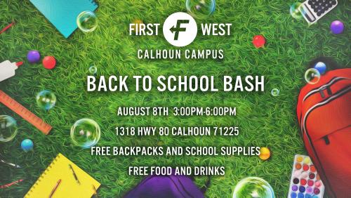 First West Calhoun