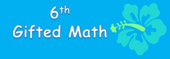 6 GT Math