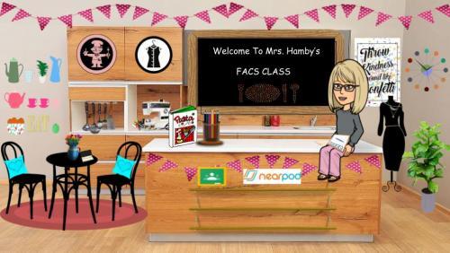 Hamby's class