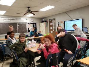 We miss you Mrs. Bennett!