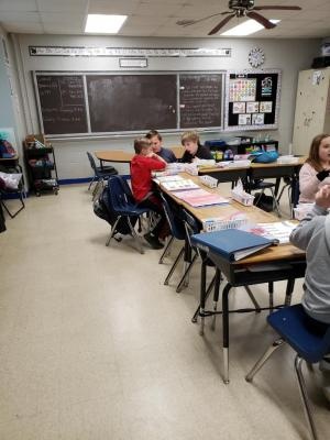 3rd grade collaboration