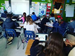 21st Century Learners= 1:1 Device Ratio