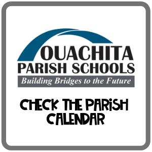 Check the Parish Calendar