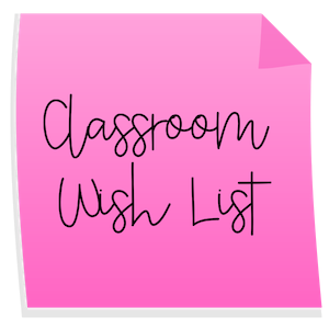 Classroom Wishlist